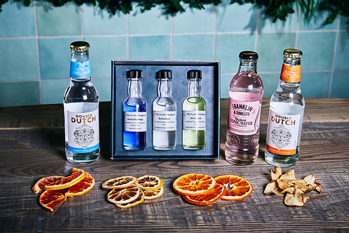 Citrus gin tasting experience for one
