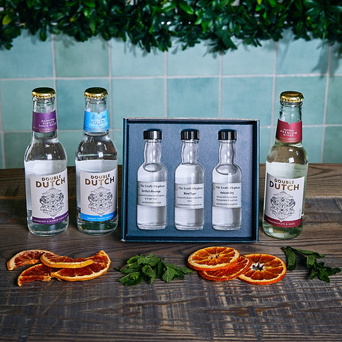 Aromatic gin tasting experience for one