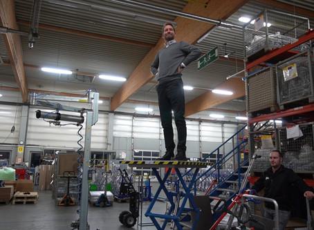 Filmproduktion für EXPRESSO Deutschland GmbH