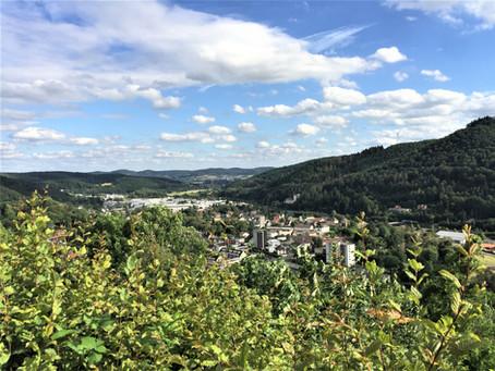 Biedenkopf und Sackpfeife (Berg)