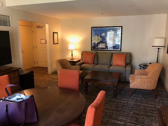 Hyatt Regency Lost Pines Resort - Junior Suite Review