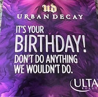 Free stuff from Sam's Club - and ULTA