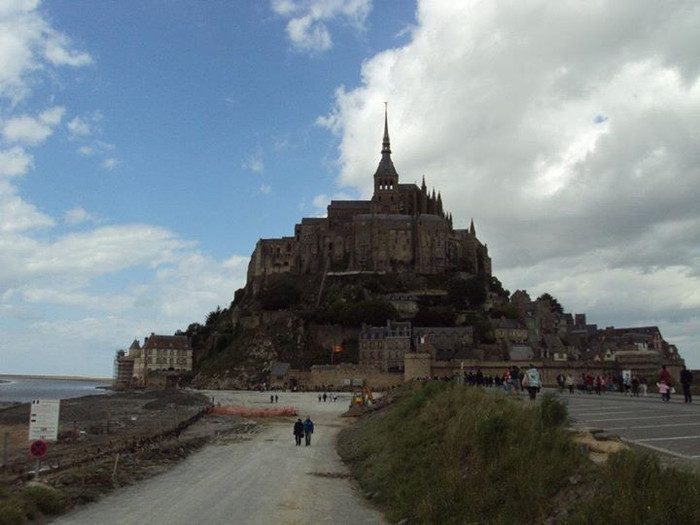 Mont St Michel...Not Just A Mountain