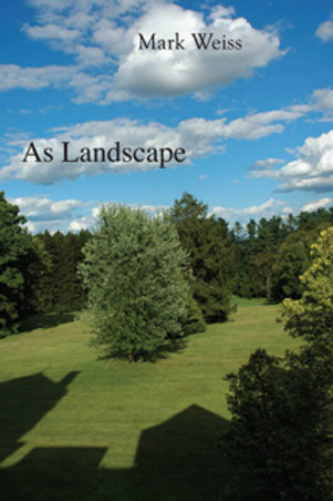 As Landscape by Mark Weiss