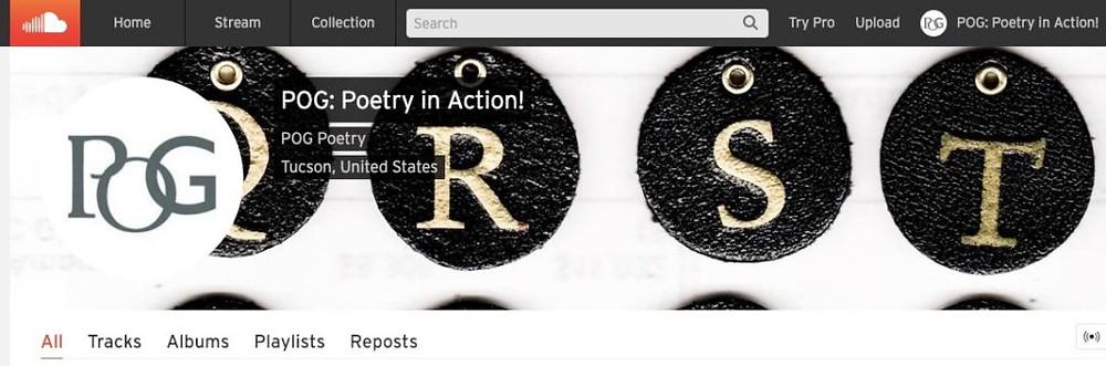 POG poetry group tucson soundcloud