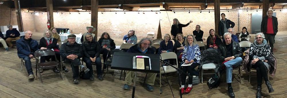POG poetry tucson Steinfeld Warehouse community arts