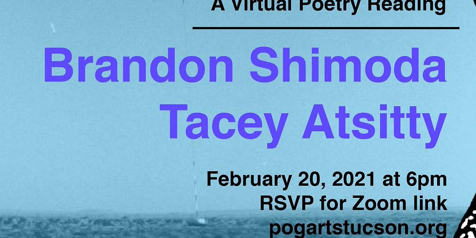 Brandon Shimoda & Tacey Atsitty