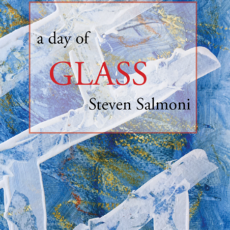 A Day of Glass, by Steven Salmoni