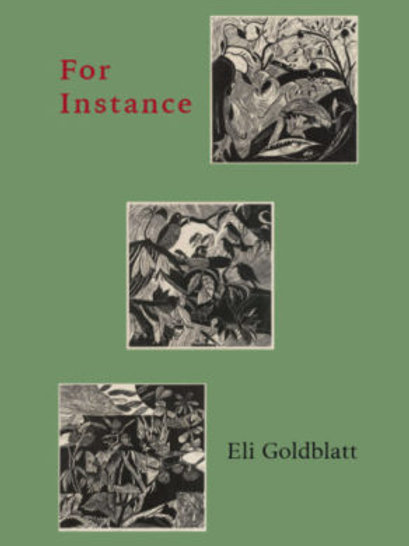 For Instance, by Eli Goldblatt