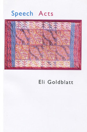 Speech Acts by Eli Goldblatt