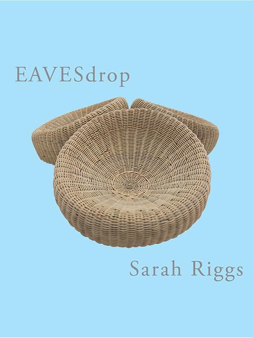 Eavesdrop, by Sarah Riggs