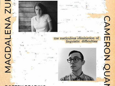 Hear/Heard/Here: Magdalena Zurawski & Cameron Quan Louie on SoundCloud