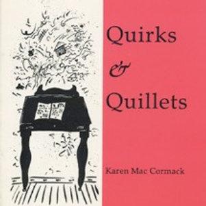 Quirks & Quilets by Karen Mac Cormack