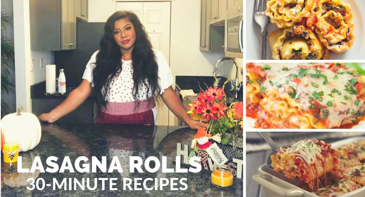 How to Make Lasagna Rolls