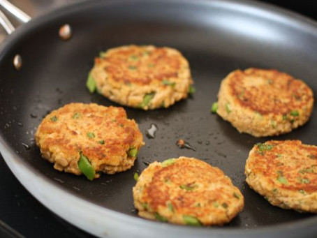 How To Make Salmon Cakes