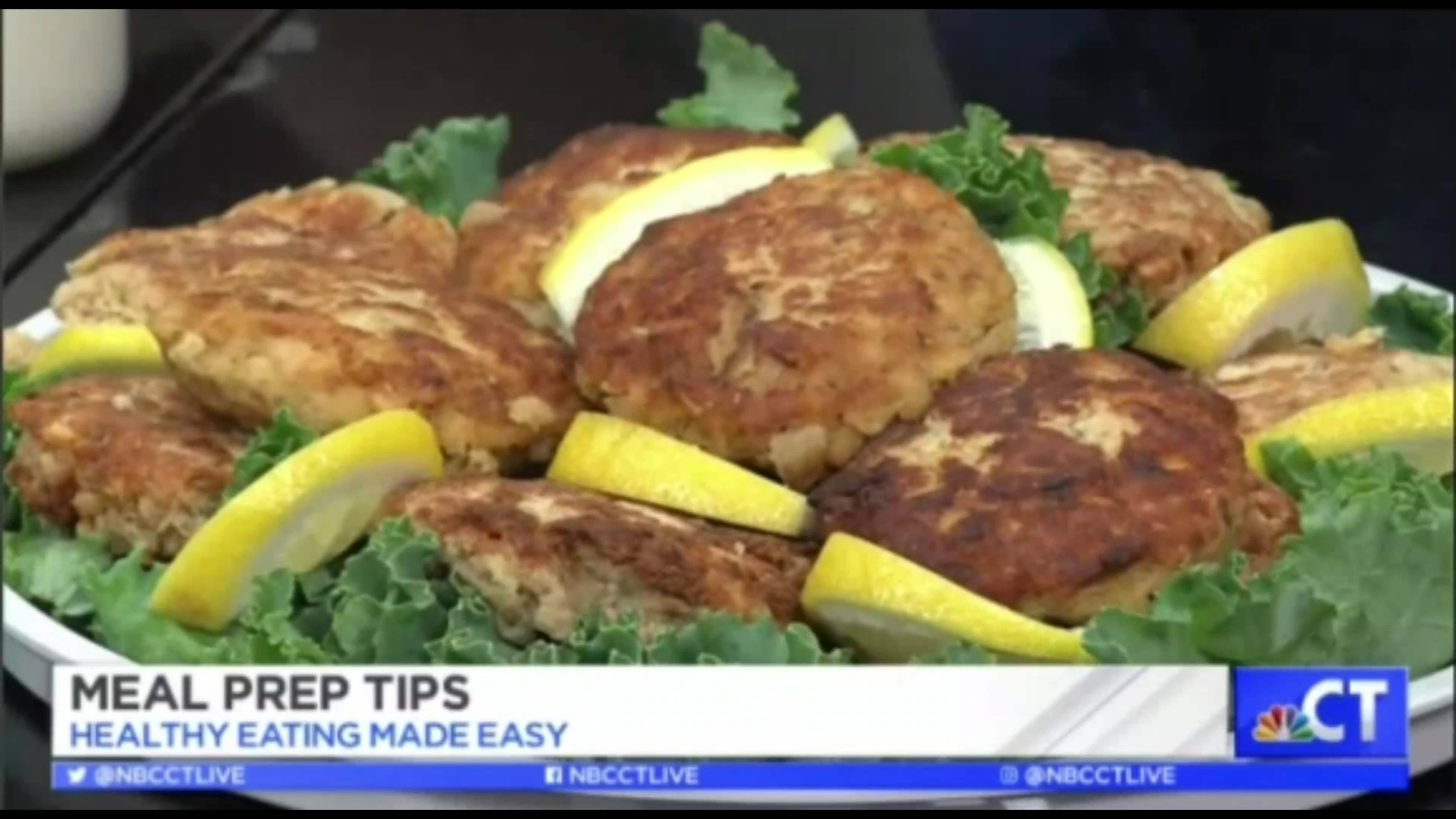 Ashley Chennel shares Easy meal Prep ideas on NBC Connecticut