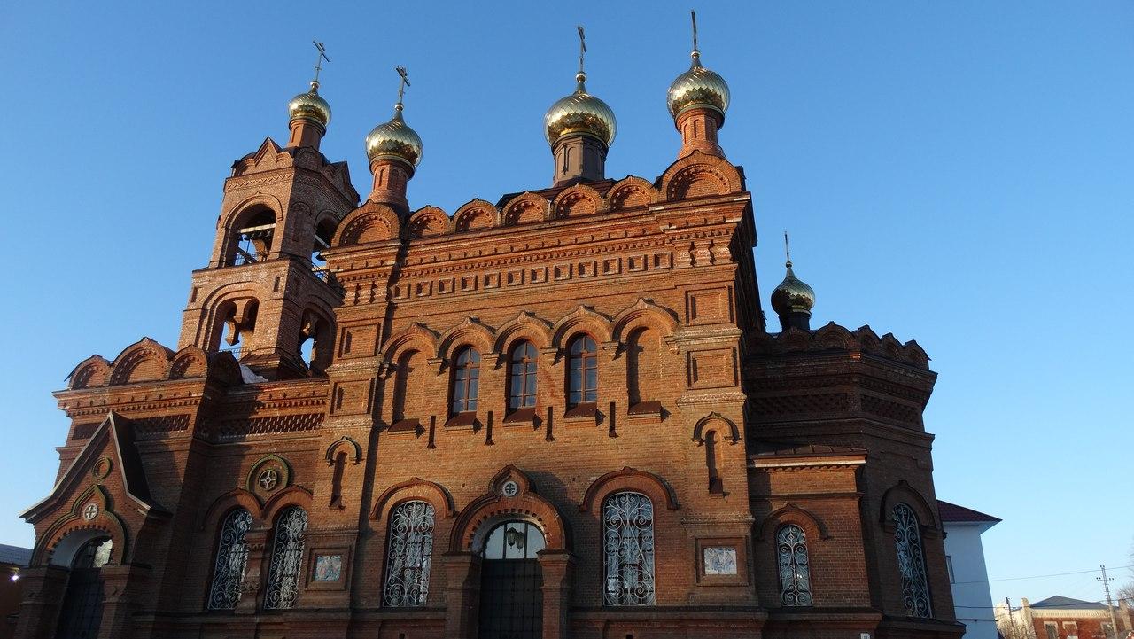 экскурсия в Хвалынск