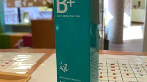 B+という名の歯磨き粉の取り扱いが始まります!
