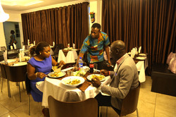 Dine At Apartment Royale