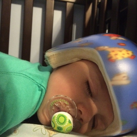 This Small Warrior Wears His Helmet Proudly—and Wins!