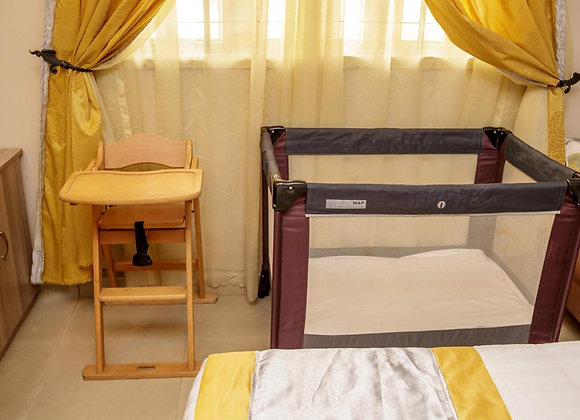 Travel Cot / Baby Crib