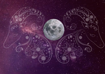 Full Moon Penumbral Lunar Eclipse July 5th, 2020 - Good Fortune & Happiness