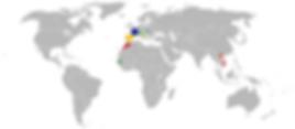 Travelmap FA - Graviwater