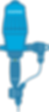 Dosatron Waterline  - Gravikit - Graviwater