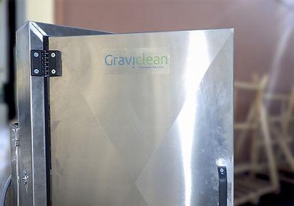 graviclean installation