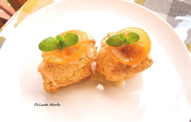 Newスコーン レモン&クリームチーズ