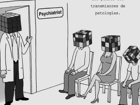 Los padres son transmisores de patologías