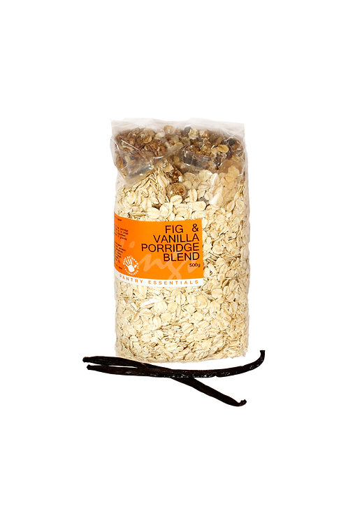 Porridge - Fig + Vanilla 500g