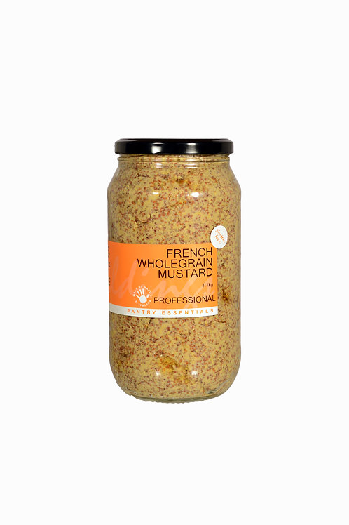 French Wholegrain Mustard Professional 1.1kg