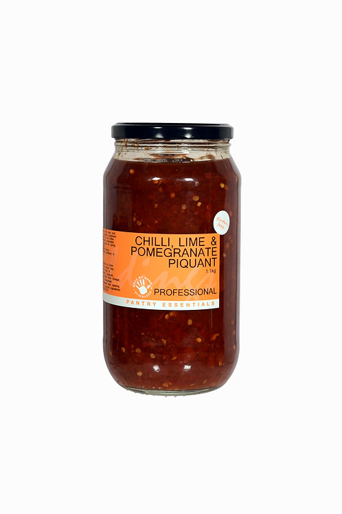 Chilli, Lime & Pomegranate Piquant Prof 1.1kg