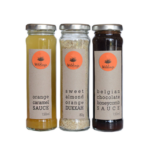 Sweet Almond + Orange Dukkah
