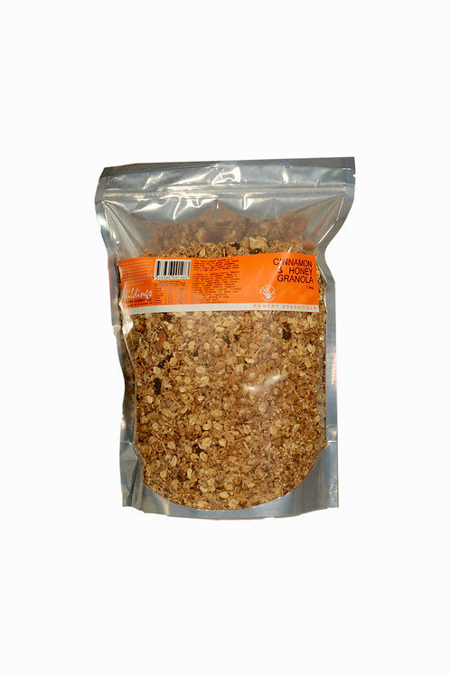 Cinnamon + Honey Granola 3kg