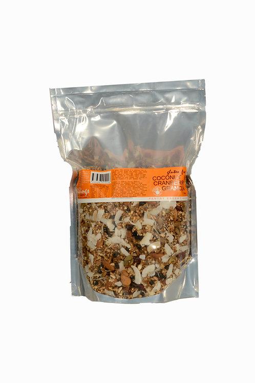 Coconut + Cranberry Granola GF 1.2kg