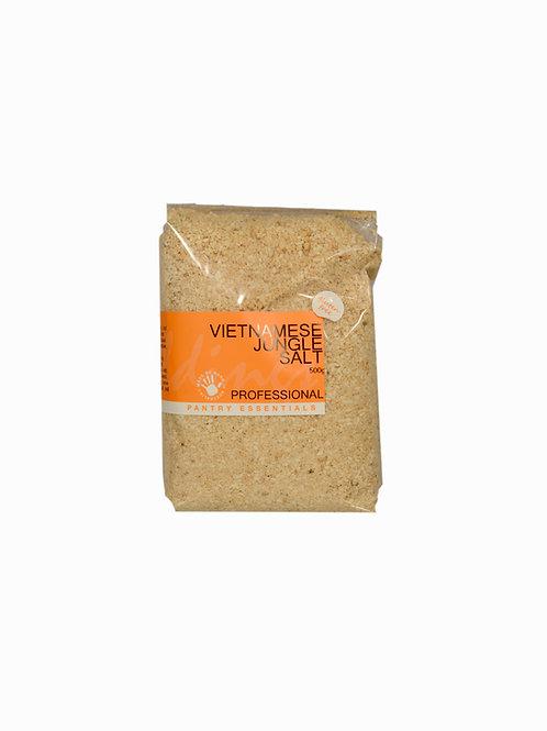 Vietnamese Jungle Salt Professional 500g