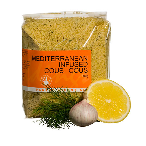 Couscous - Mediterranean Infused 500g