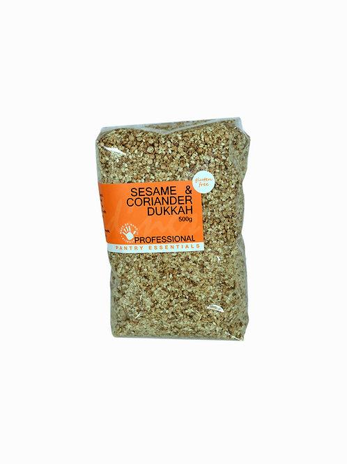 Sesame + Coriander Dukkah 500g