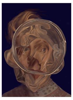 distortedportrait