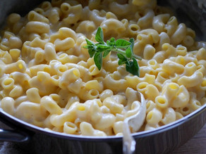 Dr. Ray's Quick Stove-top Mac & Cheese