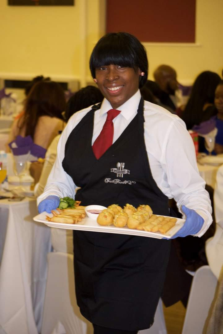 Service with a smile everytime