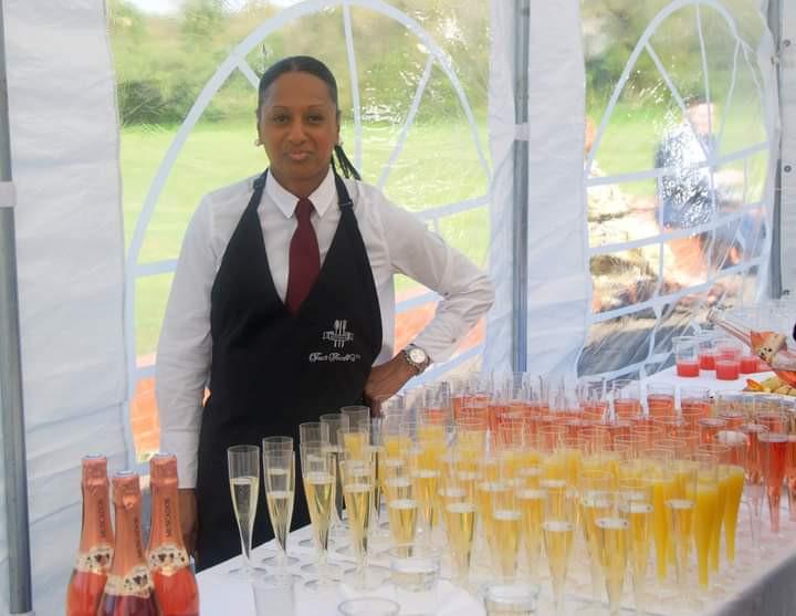 Celebratory drinks