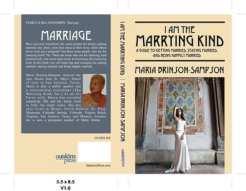 I am The Marrying Kind Book