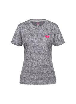 T-shirt Toka Lady Grey