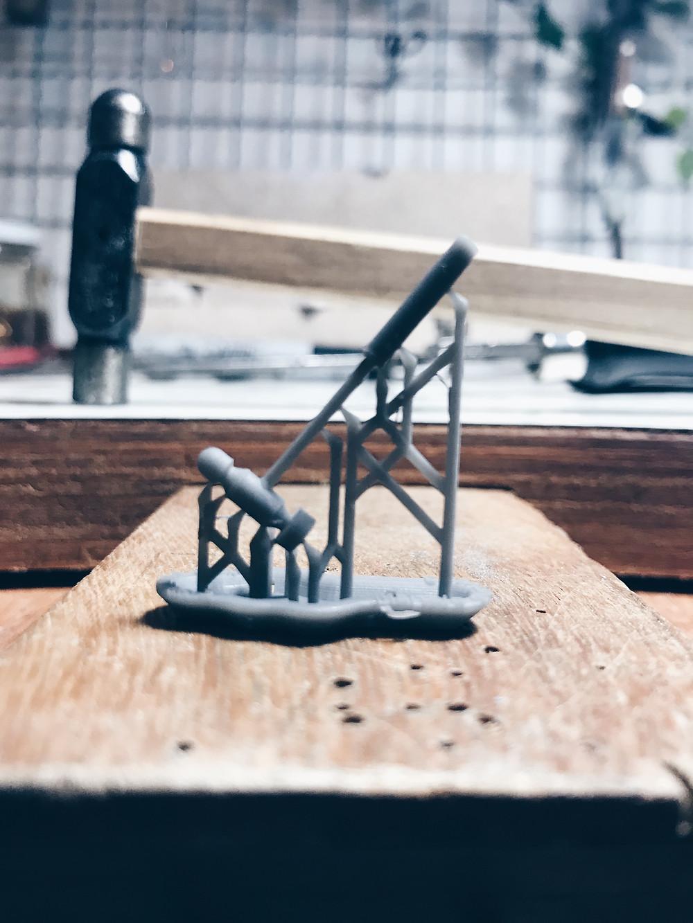 Ripa   Impressão 3D   Martelo Bola