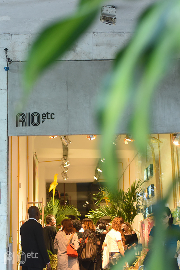 RIOetc a loja | Foto: Wendy Andrade