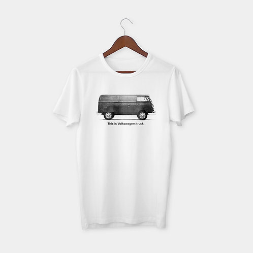 Camisa Volks Truck