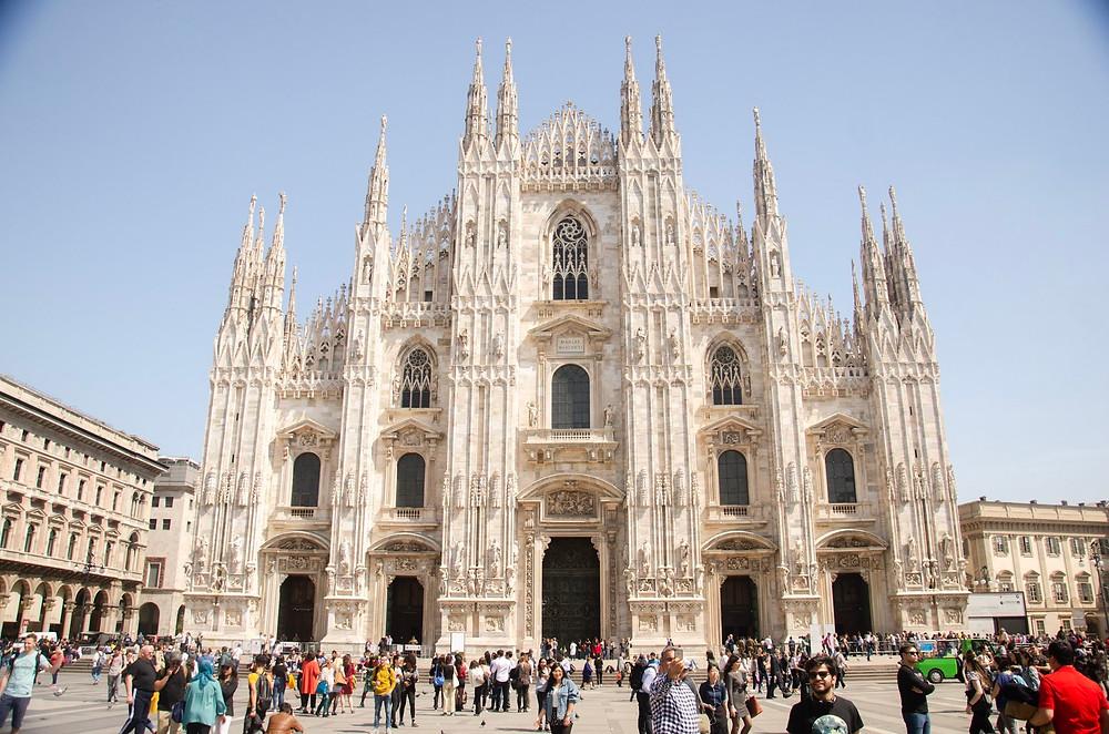 Ripa - Milão - Duomo